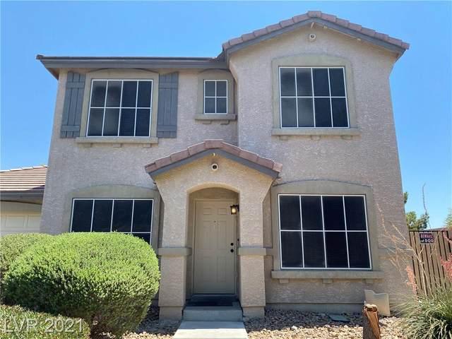 5312 Santa Fe Heights Street, North Las Vegas, NV 89081 (MLS #2313532) :: Keller Williams Realty