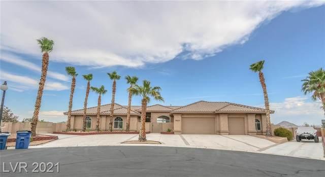 6820 Antler Court, Las Vegas, NV 89149 (MLS #2313554) :: Lindstrom Radcliffe Group