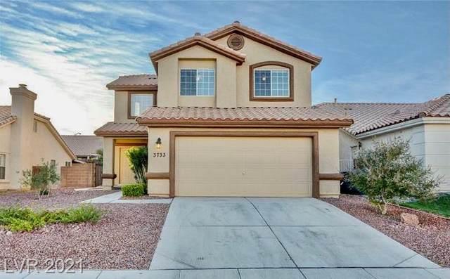 3733 Horseshoe Mesa Street, Las Vegas, NV 89147 (MLS #2313579) :: Custom Fit Real Estate Group