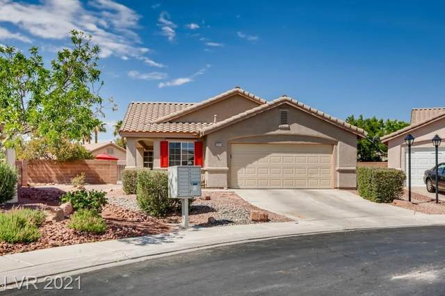 2111 Point Morada Avenue, North Las Vegas, NV 89031 (MLS #2313584) :: Custom Fit Real Estate Group