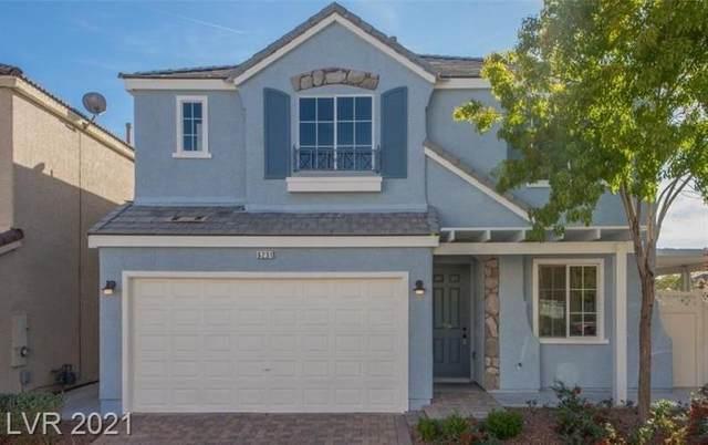 6231 Tillman Crest Avenue, Las Vegas, NV 89139 (MLS #2313610) :: The Chris Binney Group | eXp Realty