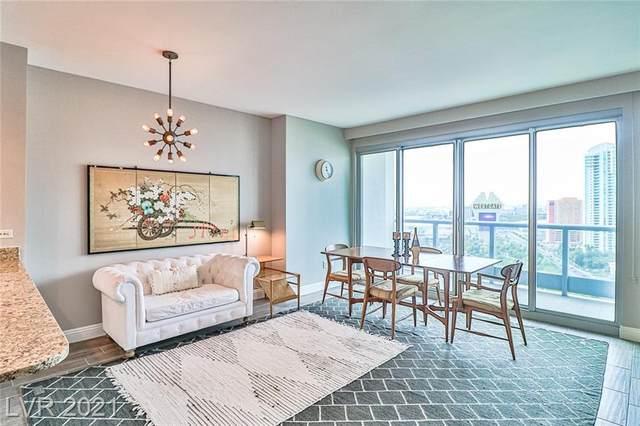 222 Karen Avenue #2203, Las Vegas, NV 89109 (MLS #2313626) :: Galindo Group Real Estate