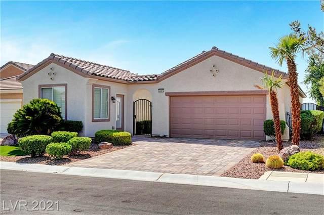 2307 Desert Fox Drive, Henderson, NV 89052 (MLS #2313662) :: Custom Fit Real Estate Group