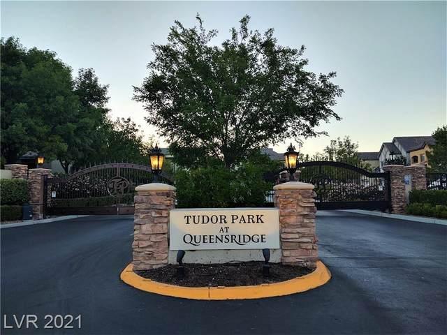 9217 Tudor Park Place, Las Vegas, NV 89145 (MLS #2313672) :: The Melvin Team