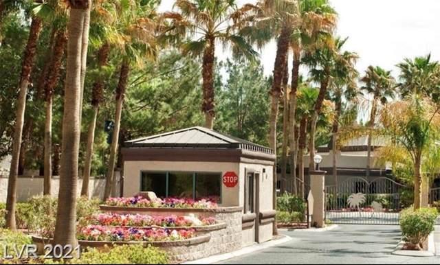 5250 S Rainbow Boulevard #2085, Las Vegas, NV 89118 (MLS #2313676) :: Coldwell Banker Premier Realty