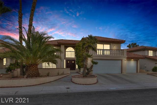 3104 Harborside Drive, Las Vegas, NV 89117 (MLS #2313714) :: The Chris Binney Group | eXp Realty