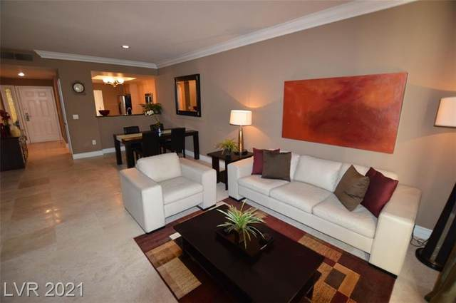 210 E Flamingo Road #237, Las Vegas, NV 89169 (MLS #2313719) :: Kypreos Team