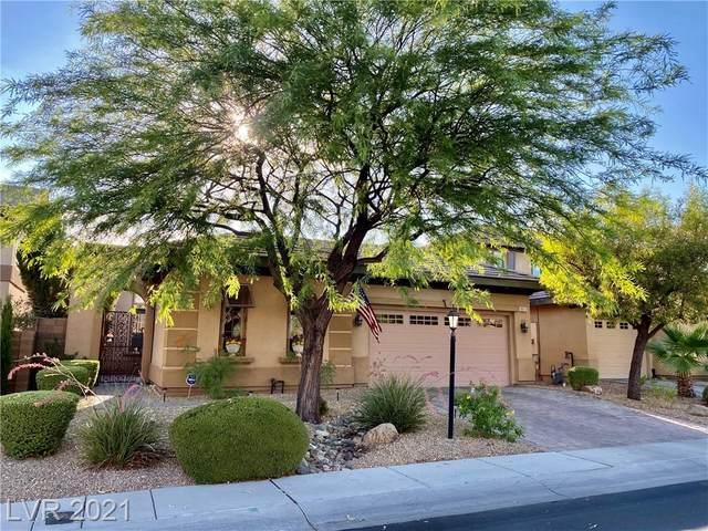 9013 Reindeer Lake Street, Las Vegas, NV 89143 (MLS #2313734) :: Hebert Group | Realty One Group