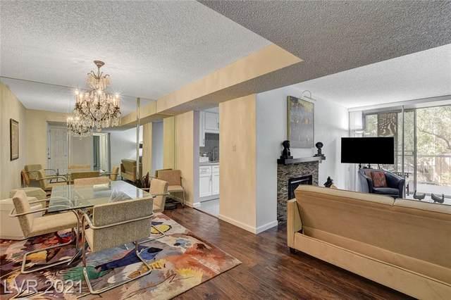 730 S Royal Crest Circle #414, Las Vegas, NV 89169 (MLS #2313747) :: The Chris Binney Group | eXp Realty