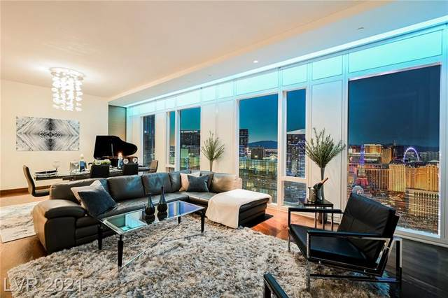3750 S Las Vegas Boulevard #4104, Las Vegas, NV 89158 (MLS #2313788) :: Lindstrom Radcliffe Group