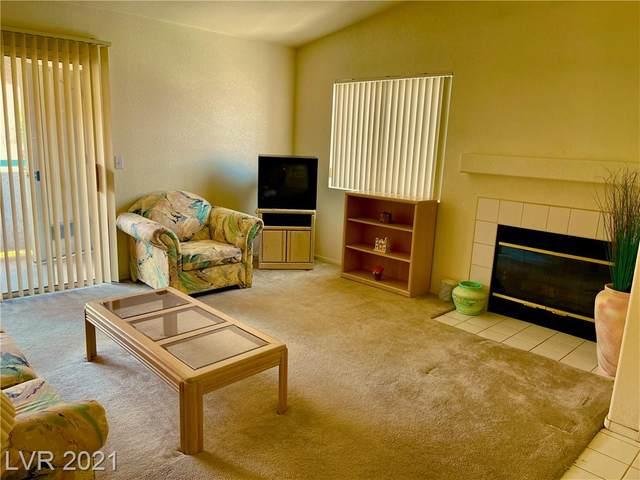 2725 S Nellis Boulevard #2190, Las Vegas, NV 89121 (MLS #2313791) :: Team Michele Dugan