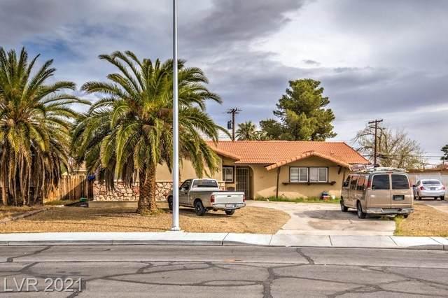 2103 Linda Vista Street, Las Vegas, NV 89102 (MLS #2313810) :: The Shear Team