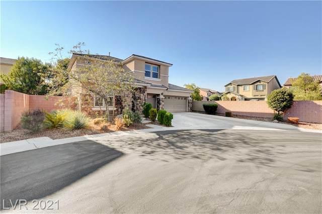 7649 Heavenly Peak Street, Las Vegas, NV 89166 (MLS #2313814) :: Vestuto Realty Group