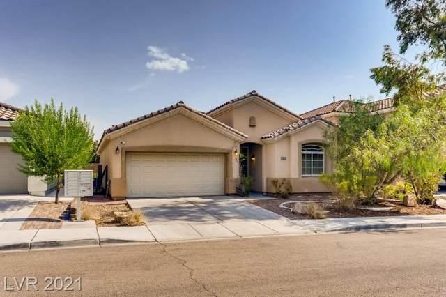 7038 W Santoli Avenue, Las Vegas, NV 89113 (MLS #2313815) :: Lindstrom Radcliffe Group