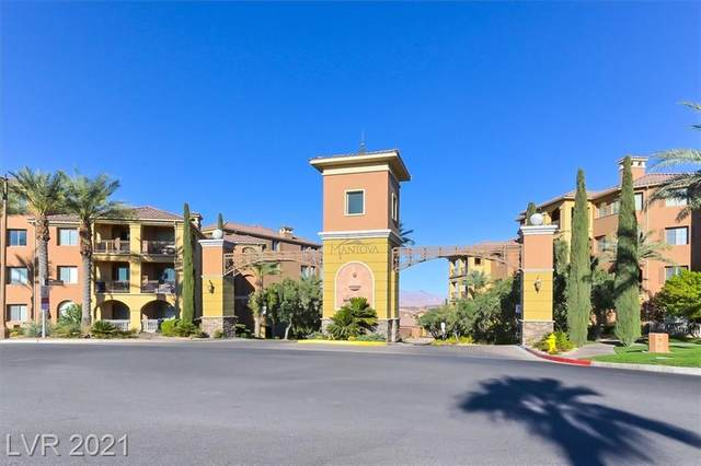 30 Via Mantova #201, Henderson, NV 89011 (MLS #2313816) :: Galindo Group Real Estate