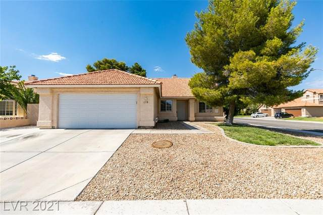 158 Deanna Way, Henderson, NV 89074 (MLS #2313817) :: Signature Real Estate Group
