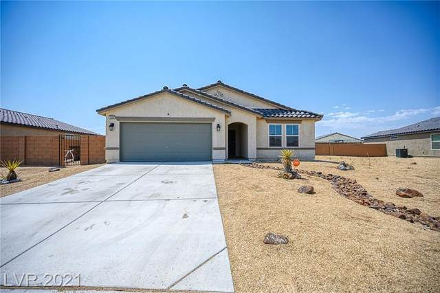 3589 E Routt Way, Pahrump, NV 89061 (MLS #2313825) :: Custom Fit Real Estate Group