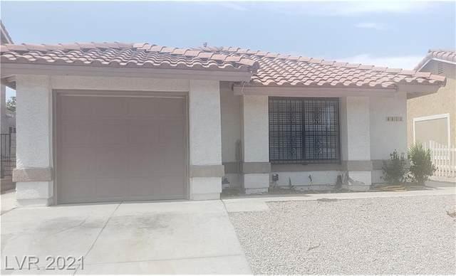 4812 Lancewood Avenue, Las Vegas, NV 89110 (MLS #2313830) :: Hebert Group | Realty One Group