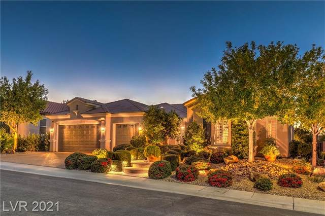 2227 Bannerwood Street, Henderson, NV 89044 (MLS #2313841) :: DT Real Estate