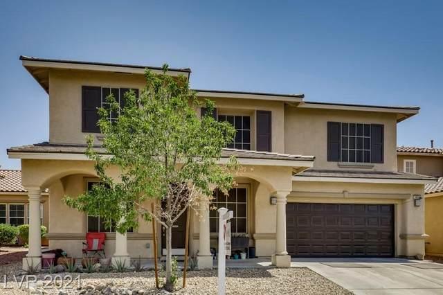 3939 Keasberry Avenue, North Las Vegas, NV 89081 (MLS #2313862) :: Lindstrom Radcliffe Group