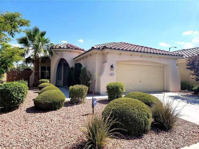 4621 Milvio Avenue, Las Vegas, NV 89141 (MLS #2313864) :: Lindstrom Radcliffe Group