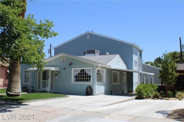655 Avenue I, Boulder City, NV 89005 (MLS #2313871) :: The Shear Team