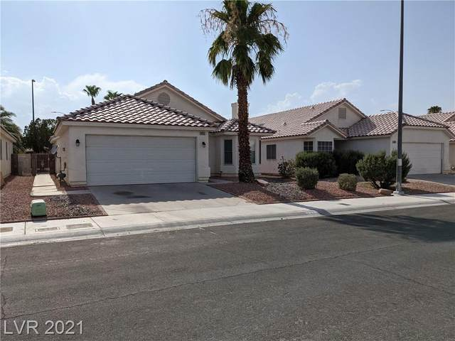 4453 Cielo Lane, Las Vegas, NV 89130 (MLS #2313884) :: Custom Fit Real Estate Group