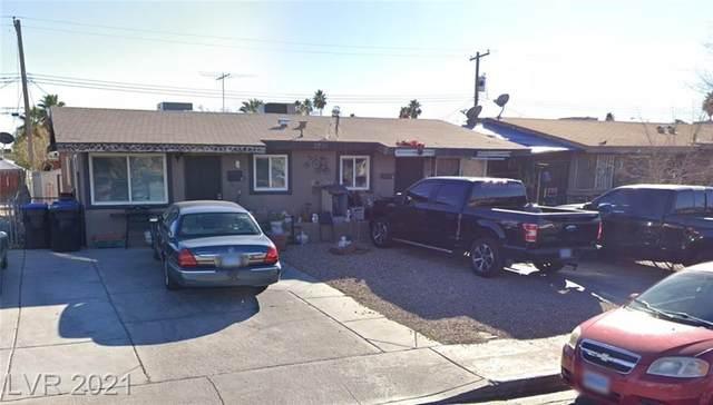 3701 Glendale Avenue, North Las Vegas, NV 89030 (MLS #2313885) :: The Melvin Team