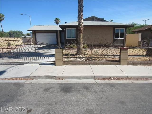 5400 Cedar Avenue, Las Vegas, NV 89110 (MLS #2313887) :: Custom Fit Real Estate Group