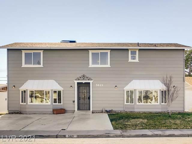 5621 Eugene Avenue, Las Vegas, NV 89108 (MLS #2313898) :: Keller Williams Realty