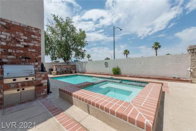 622 Baldurn Avenue, Las Vegas, NV 89183 (MLS #2313899) :: Lindstrom Radcliffe Group