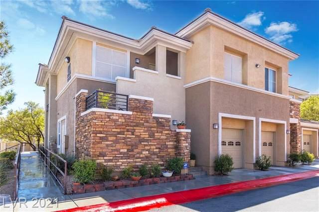 717 Peachy Canyon Circle #201, Las Vegas, NV 89144 (MLS #2313910) :: DT Real Estate