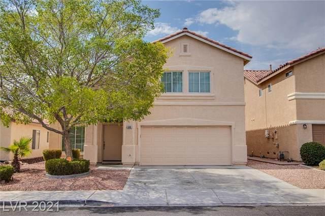 5313 Meadow Rock Avenue, Las Vegas, NV 89130 (MLS #2313912) :: Lindstrom Radcliffe Group