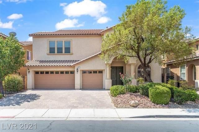 3917 San Esteban Avenue, North Las Vegas, NV 89084 (MLS #2313913) :: The Chris Binney Group   eXp Realty