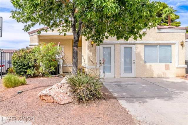 1728 Wendell Williams Avenue, Las Vegas, NV 89106 (MLS #2313932) :: Lindstrom Radcliffe Group