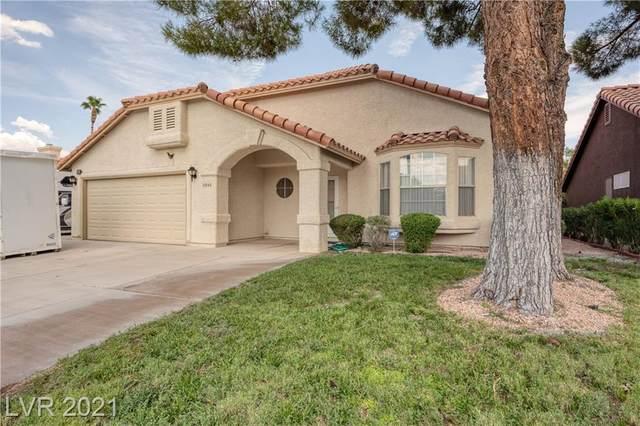3842 Broken Oak Lane, North Las Vegas, NV 89032 (MLS #2313940) :: Hebert Group | Realty One Group