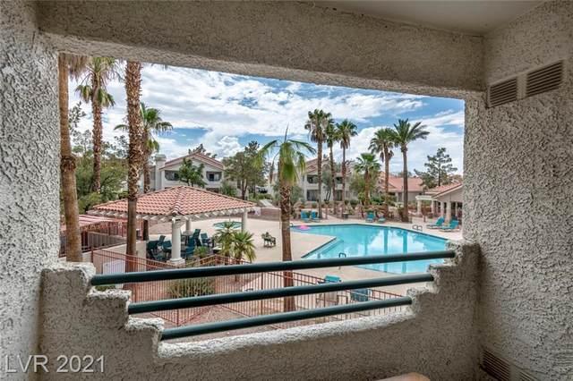 605 Devonhall Street #204, Las Vegas, NV 89145 (MLS #2313941) :: Custom Fit Real Estate Group
