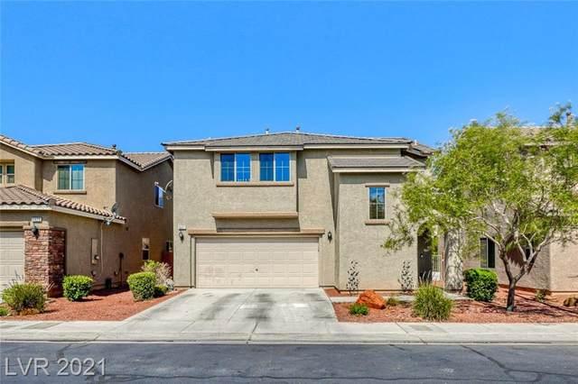5421 Mercury Springs Drive, Las Vegas, NV 89122 (MLS #2313957) :: Custom Fit Real Estate Group