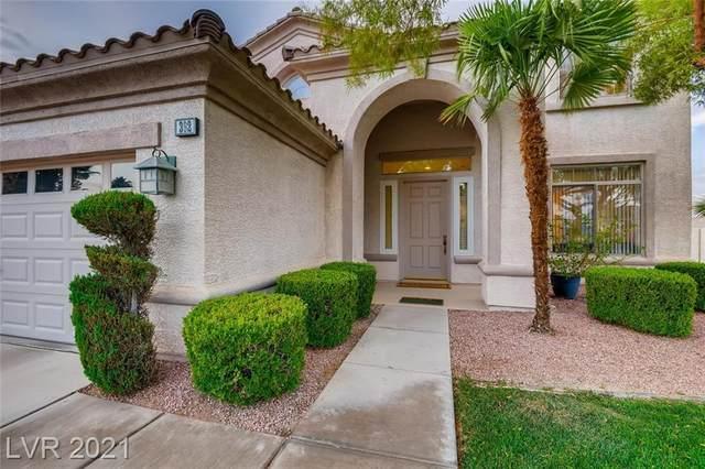 392 Arbour Garden Avenue, Las Vegas, NV 89148 (MLS #2313995) :: Vestuto Realty Group