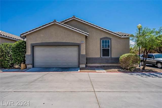 2621 Moss Rose Avenue, Las Vegas, NV 89106 (MLS #2314031) :: Kypreos Team