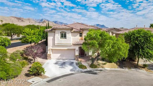 11094 Crystal Crest Court, Las Vegas, NV 89135 (MLS #2314044) :: The Chris Binney Group | eXp Realty