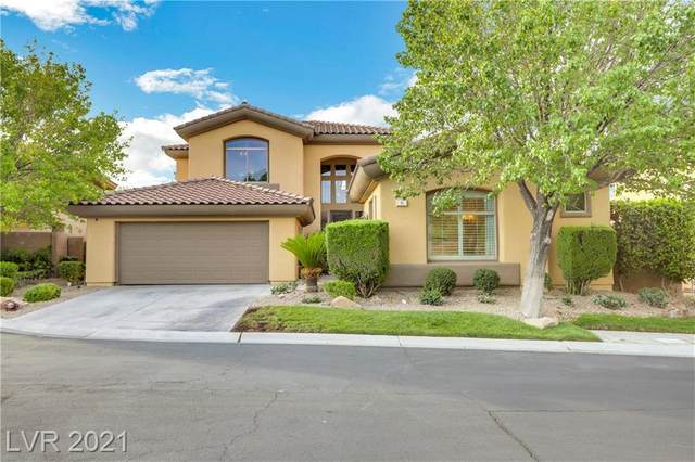 6 Perry Park Court, Henderson, NV 89052 (MLS #2314056) :: Custom Fit Real Estate Group