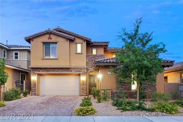 288 Molinetto Street, Las Vegas, NV 89138 (MLS #2314074) :: Galindo Group Real Estate