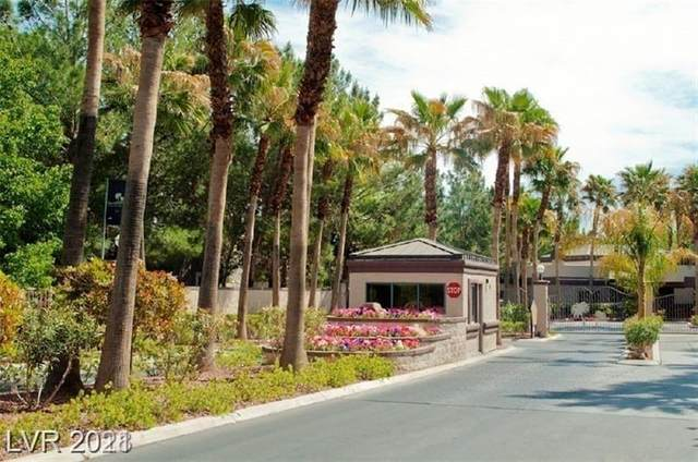 5250 S Rainbow Boulevard #1158, Las Vegas, NV 89118 (MLS #2314086) :: The Melvin Team