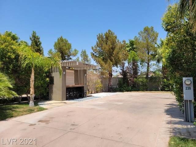 8175 Arville Street #239, Las Vegas, NV 89139 (MLS #2314095) :: Lindstrom Radcliffe Group