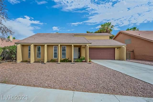 331 Banuelo Drive, Henderson, NV 89014 (MLS #2314098) :: Custom Fit Real Estate Group