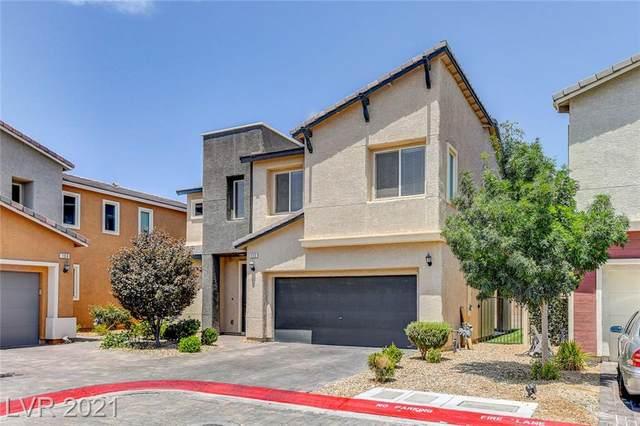 112 Heathrow Lake Avenue, North Las Vegas, NV 89084 (MLS #2314101) :: Lindstrom Radcliffe Group