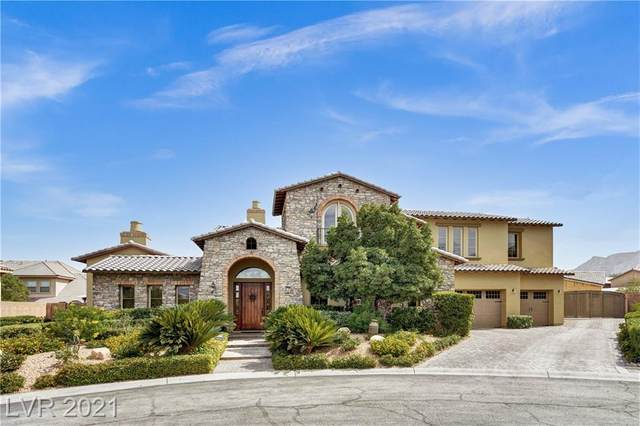 9769 Glistening Brook Court, Las Vegas, NV 89149 (MLS #2314142) :: Keller Williams Realty