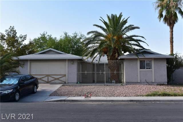 5302 Lowell Avenue, Las Vegas, NV 89110 (MLS #2314172) :: Lindstrom Radcliffe Group