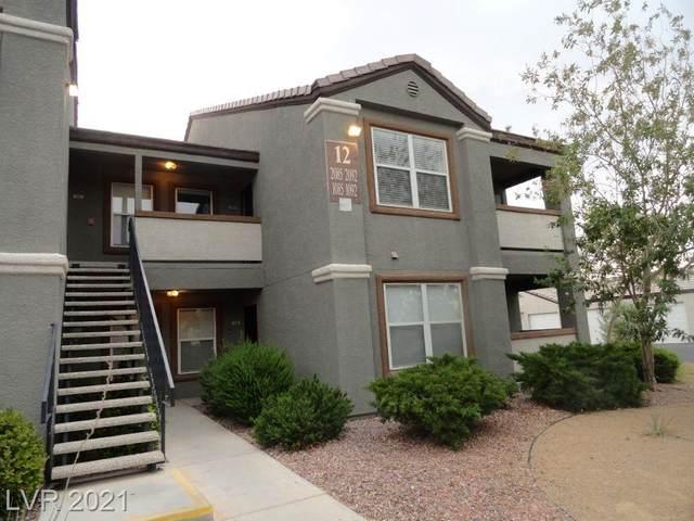 555 E Silverado Ranch Boulevard #2088, Las Vegas, NV 89183 (MLS #2314190) :: Jeffrey Sabel